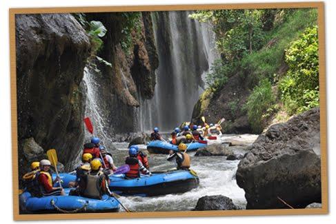 Songa Rafting Pekalen Probolinggo